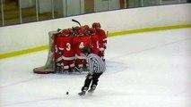 Kifu01 -Norsjö 19/12 2009. Final i Clemensnäscupen.5-3 till Norsjö men Kiruna var bäst!