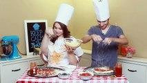 Un coup de main de PIZZA PIZZA à la MAISON