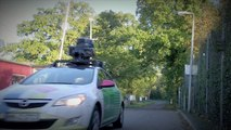 The Stig Vs. Google Street View Car Top Gear Track now available on Google Maps!