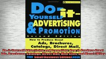 FREE PDF  DoItYourself Advertising and Promotion How to Produce Great Ads Brochures Catalogs  DOWNLOAD ONLINE