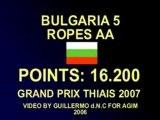 Bulgarie - 5 cordes - Thiais