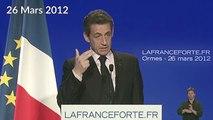 Vous avez déjà entendu cette blague de Sarkozy sur Fessenheim, c'était il y a trois ans