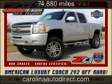 2011 Chevrolet Silverado 1500 LT Used Cars - Mooresville ,NC - 2016-03-15