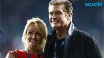 David Hasselhoff Pops the Question to Girlfriend Hayley Roberts