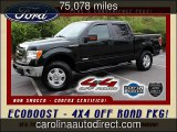 2012 Ford F-150 XLT Used Cars - Mooresville ,NC - 2015-10-16