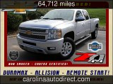 2012 Chevrolet Silverado 2500HD LT Used Cars - Mooresville ,NC - 2015-10-20