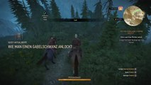 The Witcher 3: Wild Hunt Taunting Witcher Style Roach Glitch