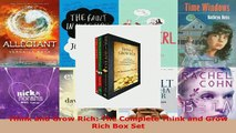 PDF  Think and Grow Rich The Complete Think and Grow Rich Box Set Download Full Ebook