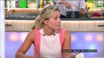"""""""C à vous"""" : Benoît Magimel refuse d'évoquer ses ennuis judiciaires"""