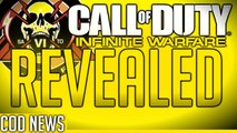 CALL OF DUTY INFINITE WARFARE NEW SCAR FACTION REVEALED, NO ALIENS! (COD NEWS) By HonorTheCall!