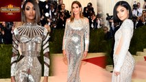 Metallic Dresses Trend The Met Gala 2016 Red Carpet | Hollywood Asia