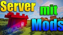 Server mit Mods 1.9 / 1.8   Forge Server erstellen   Tutorial   Die Sombos