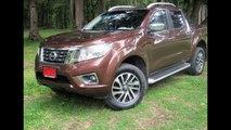 2015 NP300 Nissan Navara review | first drive