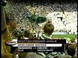 2000 (August 27) Celtic Glasgow  6- Rangers Glasgow 2 (Scottish Premier League)