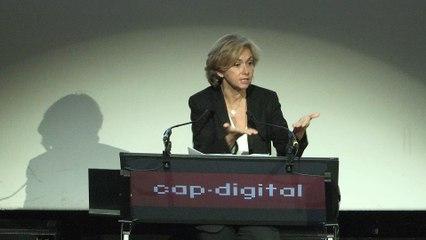 10 ans de Cap Digital - Valérie Pécresse