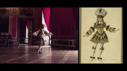 Tricentenaire de l'Ecole française de Danse - Extrait