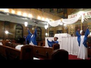 Green Pasture Baptist Church Jr & Sr. Praise Dancers