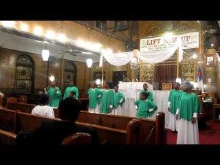 Green Pasture Baptist Church Jr.  Praise Dancers