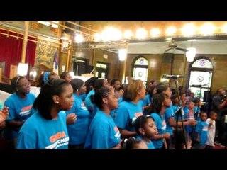 GWBA Young Adult Choir