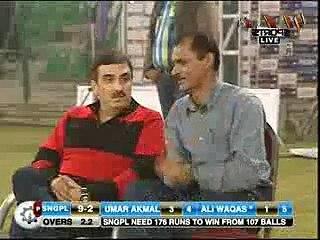 watch Looks like Amir has competetion - Usman Shanwari