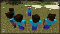 Asedio en el Castillo de Steve - Minecraft video J!NX   HD