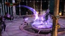 GOD OF WAR III Cap7 MUERTE DE GAIA !! =O