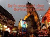 Normandie Events - Descente en rappel du père Noël - Tour Aventure Mobile