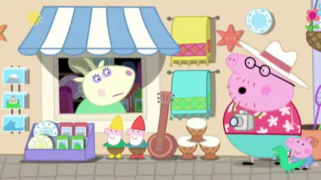 Peppa Pig Fruit Day
