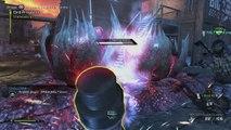 Call of Duty Ghost: Extinction Ladder Glitch! Aliens Pile Up!!! (Extinction 2 Ladder Glitc