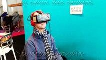 La réalité virtuelle au salon des séniors