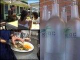 Restaurant Lacanau - Le Kayoc : au bord de l'eau face à l'océan, Lacanau océan. Réception groupes.