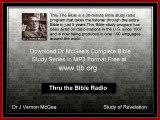 McGee - Study of Revelation - Revelation 21:24-27 Part 132