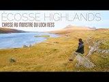ÉCOSSE : chasse au MONSTRE du Loch Ness dans les HIGHLANDS