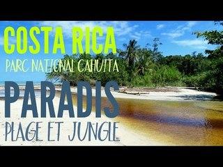 COSTA RICA, Parc de Cahuita : un petit paradis entre plage et jungle