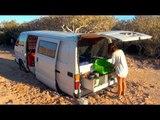 Road Trip en Australie : ensablement instantané du van !