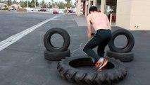 Découvrez Le Hula Hoop Man, ce sportif qui va vous étonner !