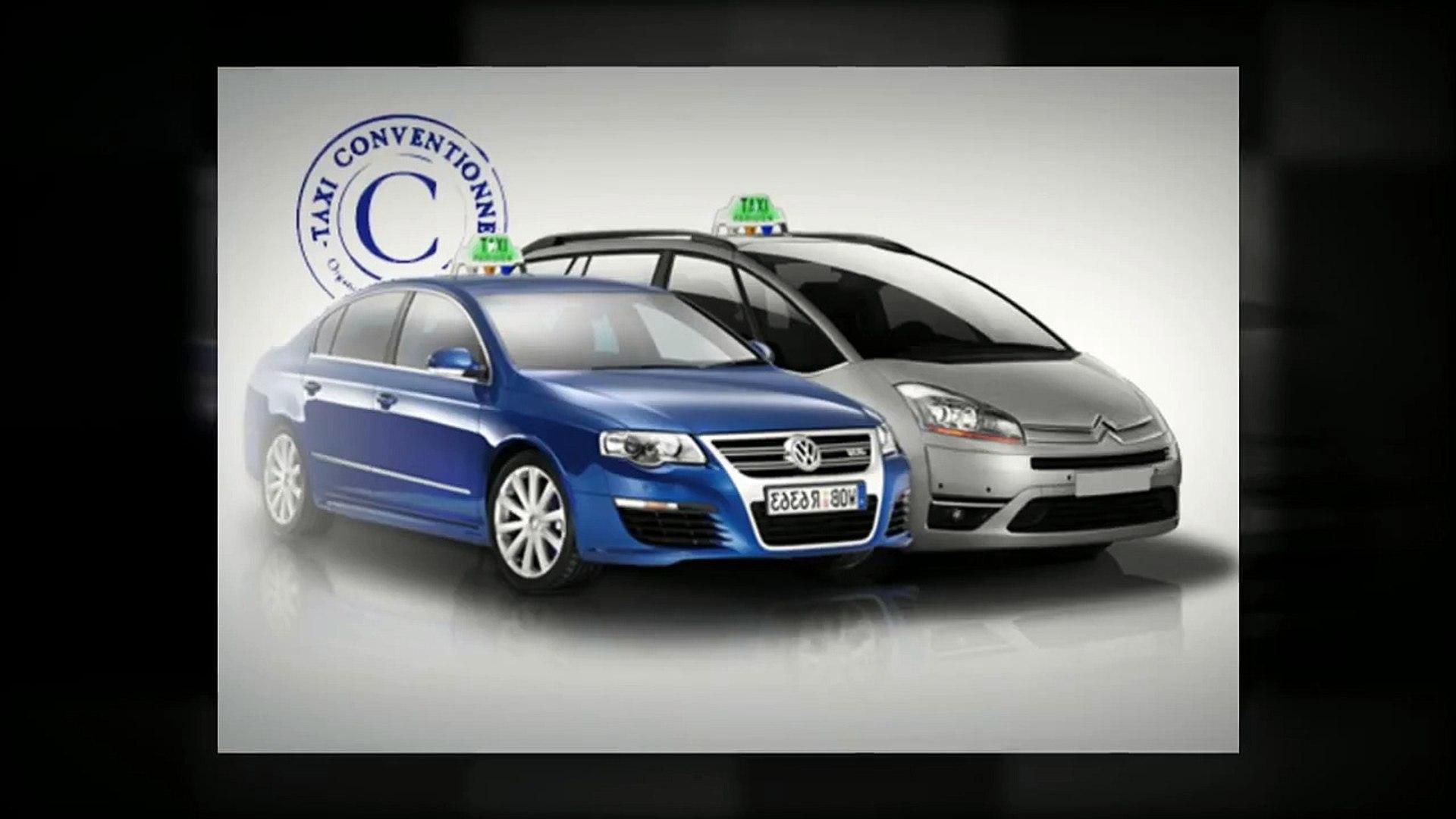 TAXIS CONVENTIONNES 60 -  tel : 06 20 65 95 35 - Commandez un taxi conventionné