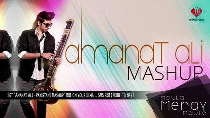 Amanat Ali Medley - Promo