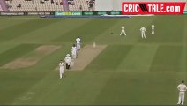Adam Voges Struck in Head During English County Match