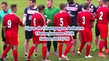 Ligue de Champagne Ardenne  19eme journee DHR saison 2015/16