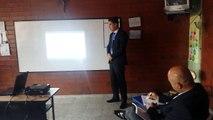 Anteproyecto Escuela Taller de Bogotá/ Luisa Bernal,Alejandro Valencia, Jose Manuel Gomez