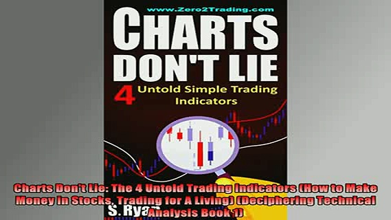 READ book  Charts Dont Lie The 4 Untold Trading Indicators How to Make Money in Stocks Trading for Full Free