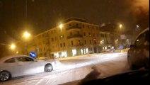 Hotel Milano, Padova 21 Dicembre 2009 ore 23:50 - Super Nevicata - By Bura