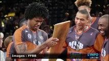 Coupe de France de Basket : Le MSB remporte la victoire