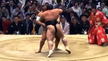 Day 15 Sumo Makuuchi recap Haru basho March 2014