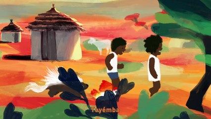 TOYEMBA chanson à gestes, paroles en lingala & en français