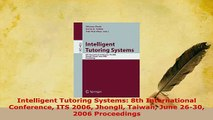 Download  Intelligent Tutoring Systems 8th International Conference ITS 2006 Jhongli Taiwan June Free Books