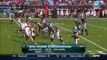 NFL 2012-13 W14 Carolina Panthers vs Atlanta Falcons