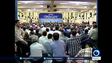 Iran leader slams U.S. for hampering JCPOA implementation