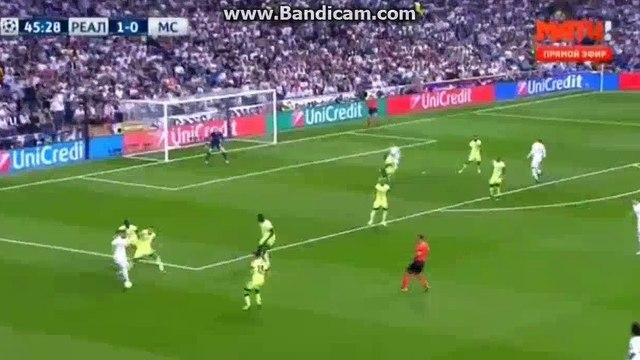 Joe Hart Amazing Save - Real Madrid 1-0 Manchester City (04.05.2016) Champions League - Semi-finals